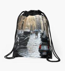 Subito! - Florence, Italy Drawstring Bag
