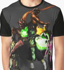 Mortal Kombat Collection #1 Original Art Graphic T-Shirt