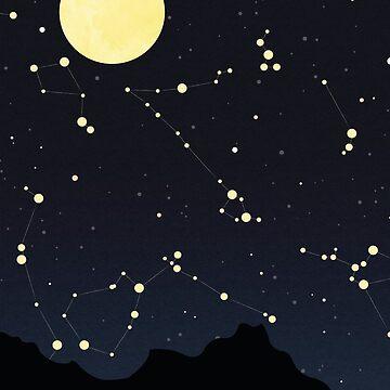 Constellations by Brookb812