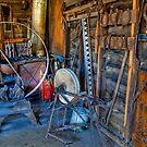 Wagon Tire Machine by PFrogg