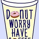 Donut or Doughnut? by sisterphipps