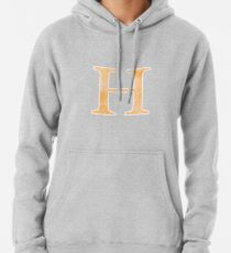 Tuscany Watercolor Η Pullover Hoodie