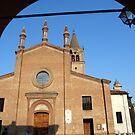Busseto the Church by sstarlightss