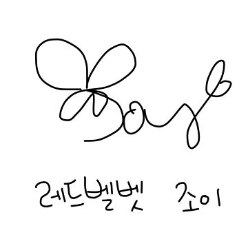 RED VELVET - JOY SIGN (AUTOGRAPH) by Red-One48