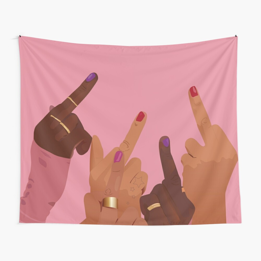 PYNK Wall Tapestry