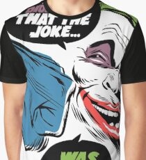 No Joke Graphic T-Shirt