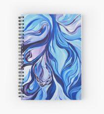 A Hug Spiral Notebook