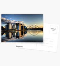 Reflective Tyne Postcards