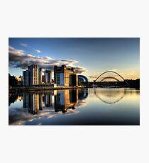 Reflective Tyne Photographic Print