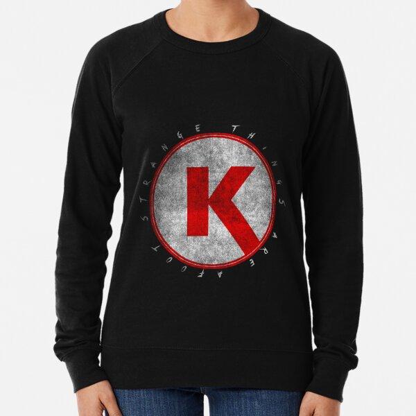 Strange Things Are Afoot At The Circle K Lightweight Sweatshirt