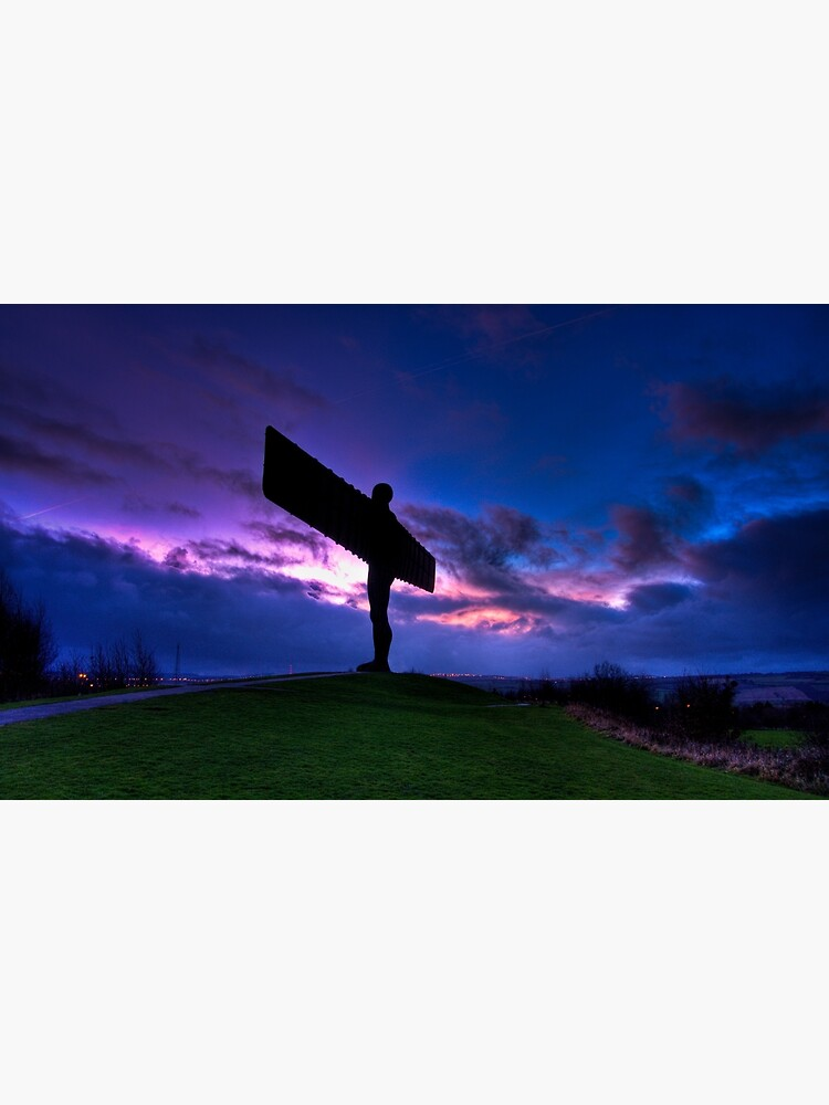 Angel of the North by wilka