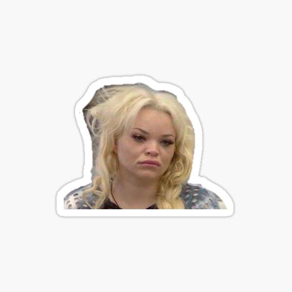 Trisha Paytas Sticker