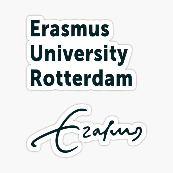 Erasmus University Rotterdam Sticker