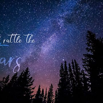 RATTLE THE STARS (sky) by thatbookgal
