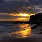 Tynemouth Sunrise by wilka
