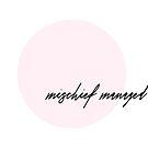 Mischief Managed - Pink by BelvedereAve