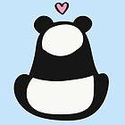 Panda Love  by Emma Vitale