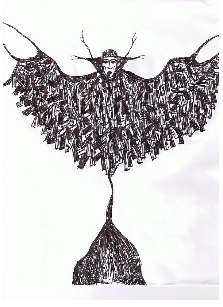 antabulonai (thought vampyr) by LordMasque