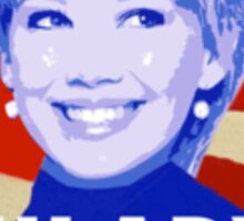 hilary 2016 Sticker