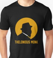 The Jazz Monk Unisex T-Shirt