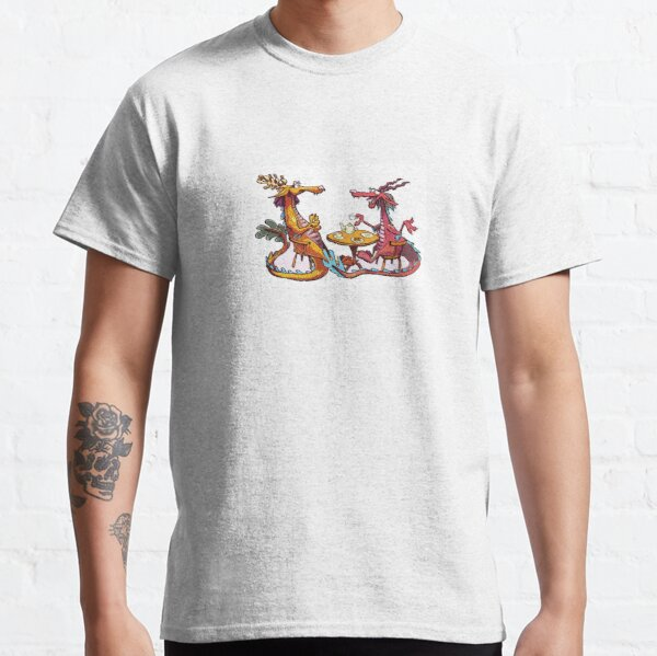Tea and a chat Classic T-Shirt