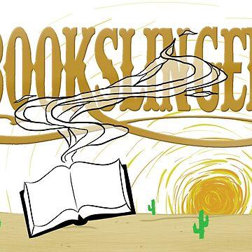 bookslinger by neutralghost