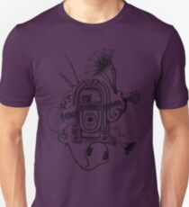 The Music Machine Unisex T-Shirt