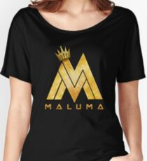 MALUMA LOGO 2018 Women's Relaxed Fit T-Shirt