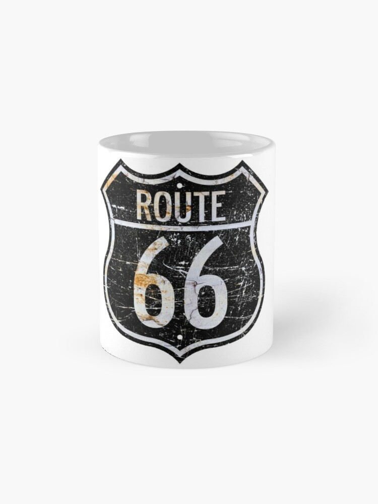 Alternate view of ROUTE 66 Mugs