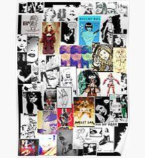 Bullet Gal: L'Homage Poster