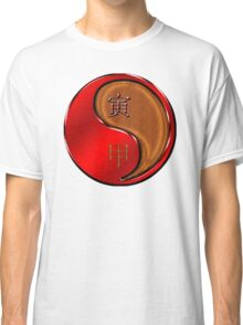 Tiger Yang Wood  Classic T-Shirt