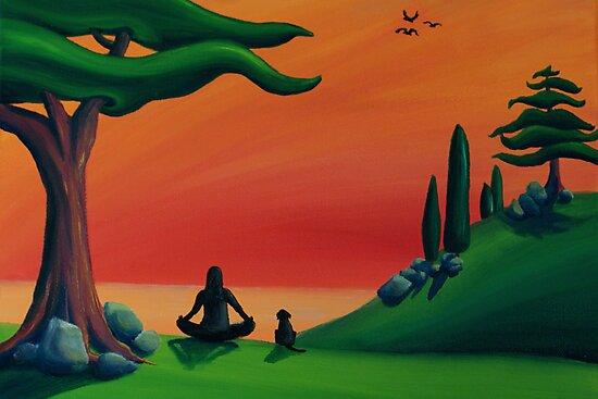 Uji Breathing by Sarah  Mac