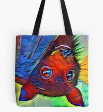 Protect The Bats. Tote Bag