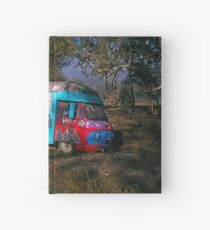 A Taste of Hippyville, Glen Davis, NSW Hardcover Journal