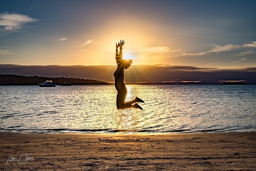 Jump in heaven by Aiin Ojani