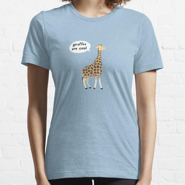 Giraffes are cool Essential T-Shirt