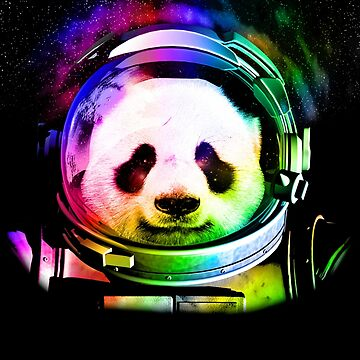 Cosmos Panda by clingcling