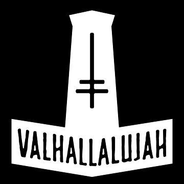 Valhallalujah by MikeTheGinger94