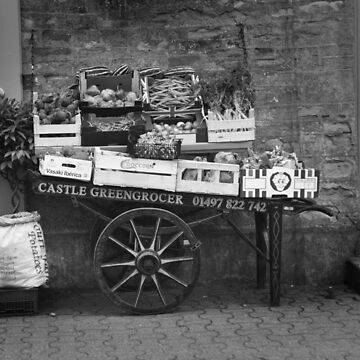 The Greengrocers Cart by pursuits