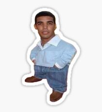 Short Drake Sticker