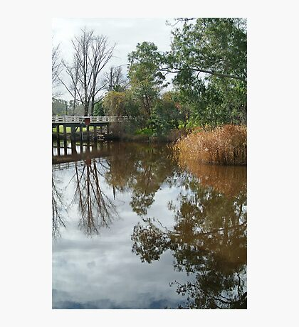 Seven Creek,Euroa Photographic Print