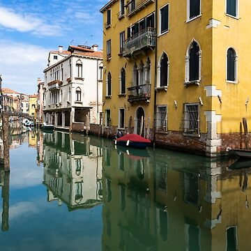 Canal in Venice by ansaharju