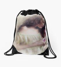Quelqu'un m'a dit Drawstring Bag