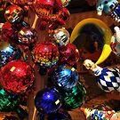 Colorful Ornaments II by Daidalos