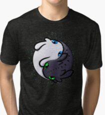 Furious Yin Yang Tri-blend T-Shirt
