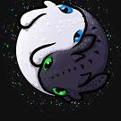 Furious Yin Yang by perdita00