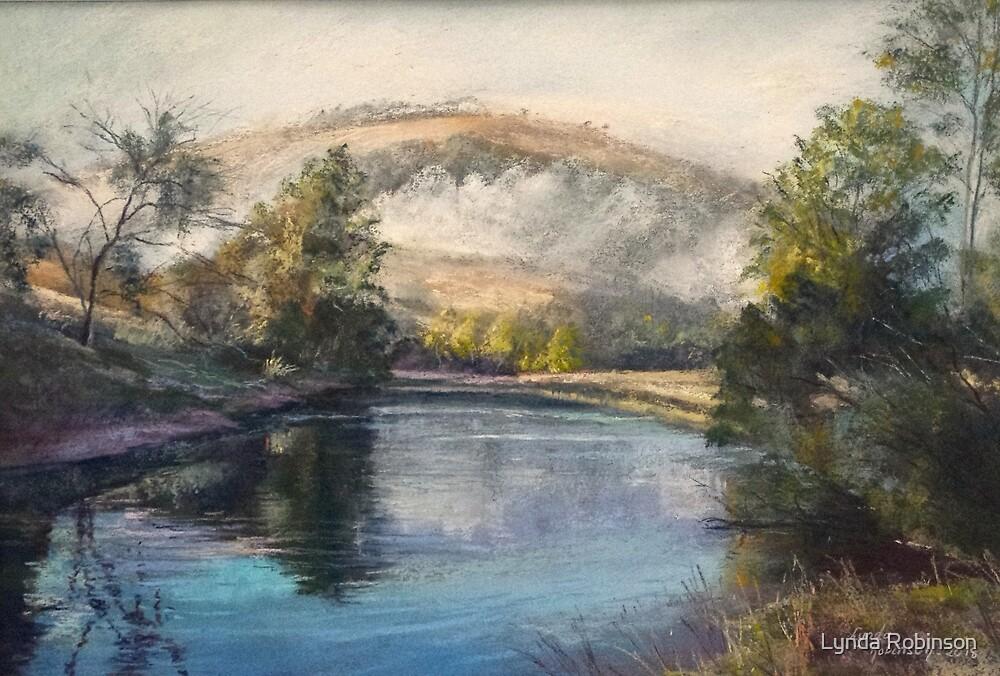 'Barnard River' by Lynda Robinson