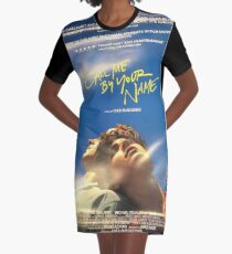 Call Me By Your Name Graphic T-Shirt Dress