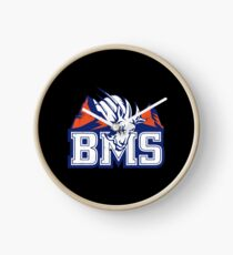 BMS Blue Mountain State Clock