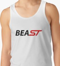 Beast design for Ford ST Tank Top